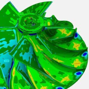 Фото 3D контроль геометрии изделий 5