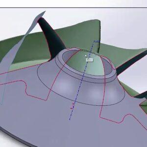 Фото 3D контроль геометрии изделий 7