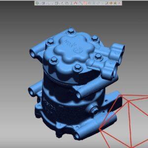 Фото 3D контроль геометрии изделий 1