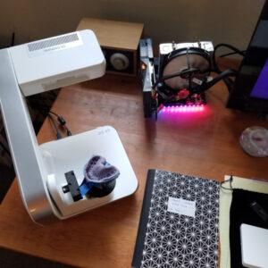 Фото 3D сканирование гипсовых стоматологических слепков 6