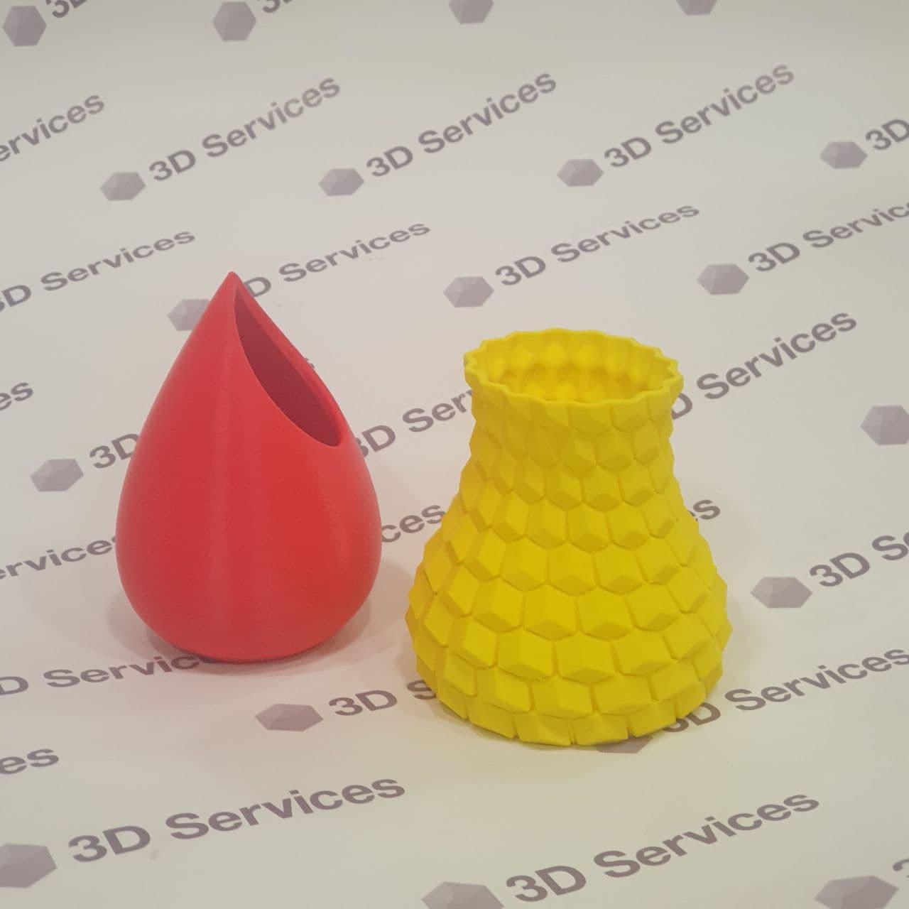 Фото 3D печать изделий сложной формы 1