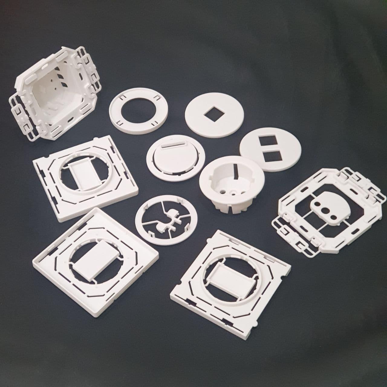 Фото 3D печать комплекта пластиковых деталей 5