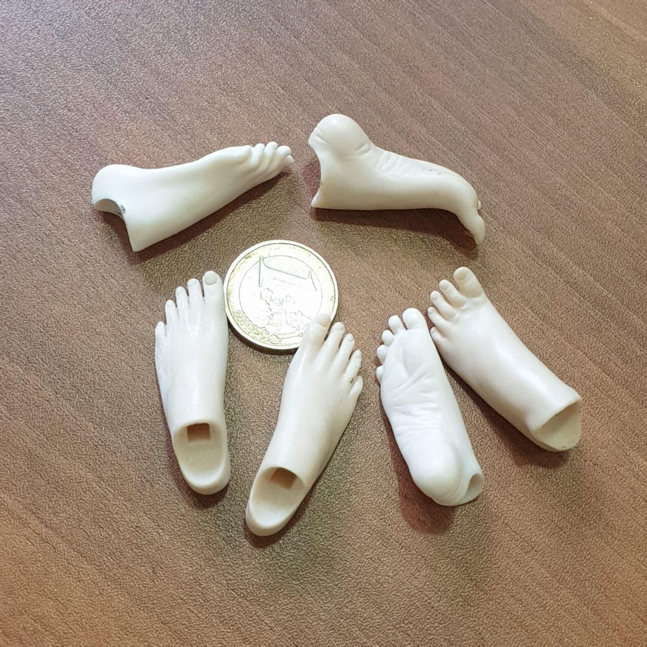 Фото 3D печать рук и ног 2
