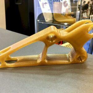 Фото PEEK, PEKK И ULTEM: 3Д печать высокоэффективными пластиками 5