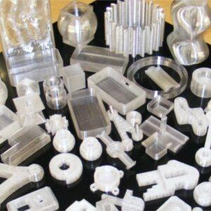 Фото Пищевой пластик для 3Д принтера 3д печать 8