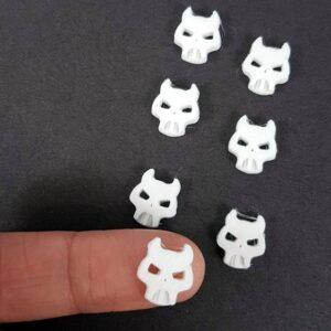 Фото 3D печать пуговиц 4