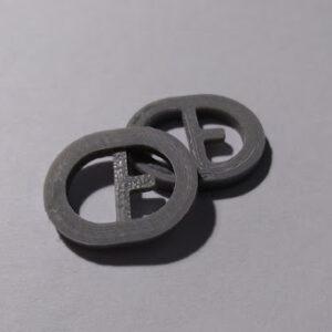 Фото 3D печать пуговиц 6